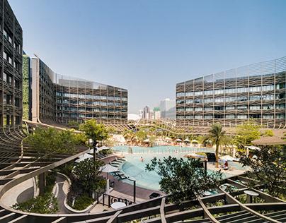 Marriott Ocean Park - Aedas