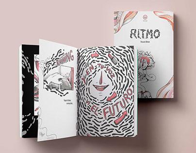 "Illustrated book . ""Ritmo"""