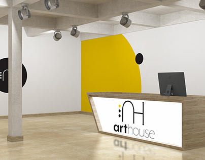 Art House Movie Theatre Branding and Collateral