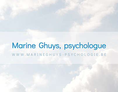 Marine Ghuys - psychologie