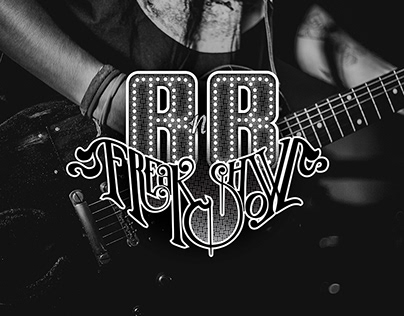 RnR Freak Show, Rock Band Logo Design (2019)