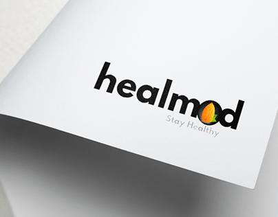 Healmod LOGO Design