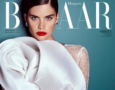 Harper's Bazaar - Sara Sampaio | Retouch