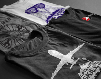 National Aviation Academy: T Shirt Designs