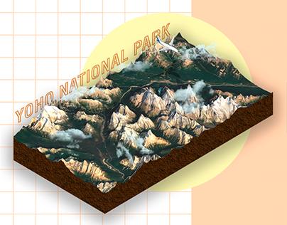 3D Terrain Modeling