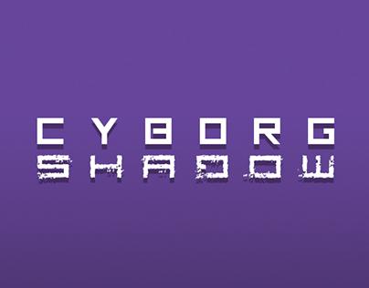 Twitch   CYBORG SHADOW: Banners, bumpers, & biz cards