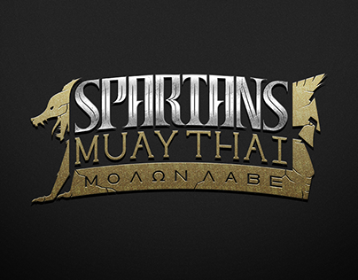 Logo Spartans Muay Thai