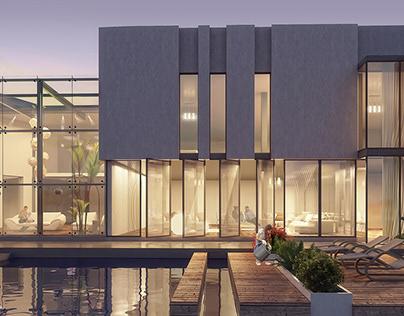 Oman modern Villa