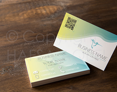 BUSINESS CARD VI | ©Hafsa Aqeel
