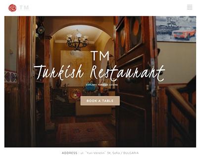TM Turkish Restaurant