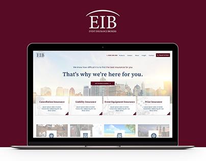 EIB - Website Designs