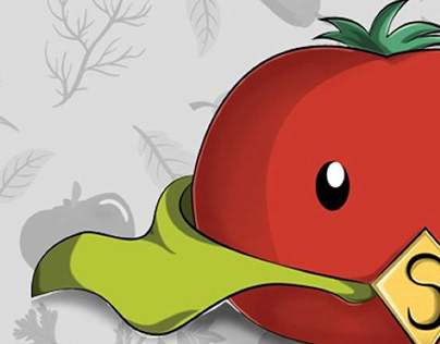 Super-tomate