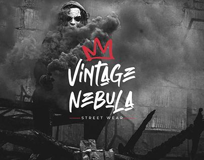 Vintage Nebula Visual Identity