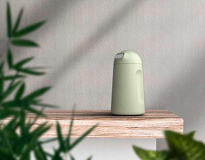 CHU - Salt and Pepper Shaker