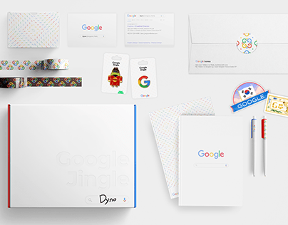Welcome to Google korea kit
