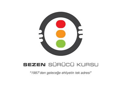 Sezen Sürücü Kursu Logo Tasarımı