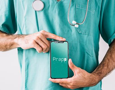 Prapp - Smart Healthcare System for Doctors