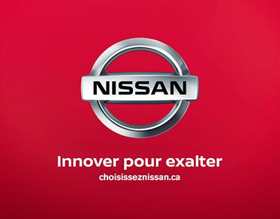 Nissan - Messages radio : Les détectives