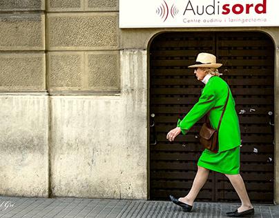 Lady - Barcelona