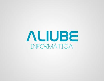 Aliube Informática / Identidade Visual
