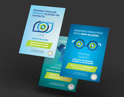 Concierge Wellness Collateral
