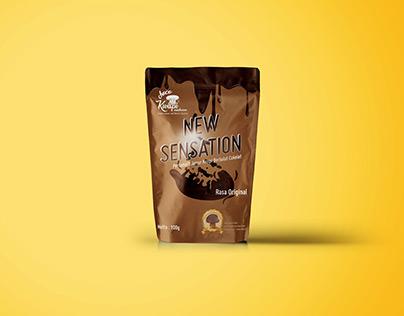 Desain Logo dan Packaging Choco KWISPI
