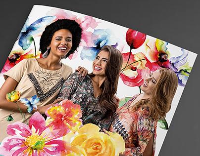 Encarte Dia das Mães Magazine Nazaré