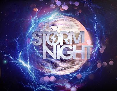 Storm night