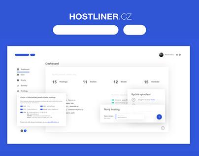 UI Design Concept - Hostliner