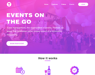 T Events management company