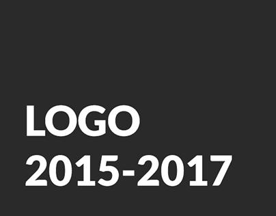 Logo set 2015 - 2017