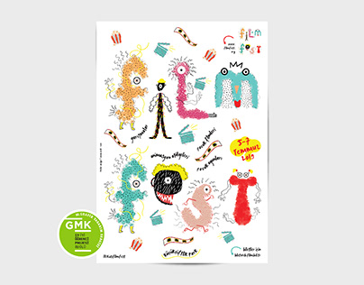 Children's Film Festival Poster