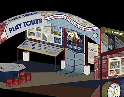 Play Town: Discovering Our Heritage through Play