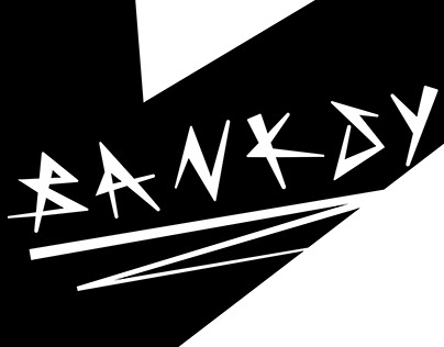Banksy Typeface