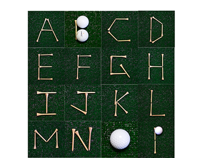 Fore! - Font