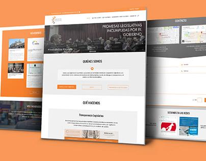 Aurea Agency | Web template design