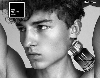 """""""Unleashed"""" editorial for THE PERFECT MAN magazine"""