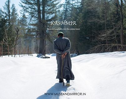 Kashmir : a winter tale