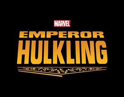 Emperor Hulkling Logo Design