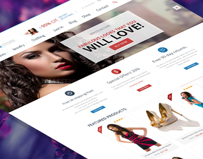 KINGDOM – Premium eCommerce Multipurpose Template