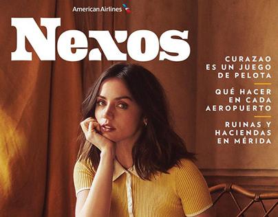 Ana de Armas for Nexos Magazine