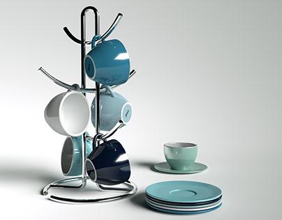 WIP - Kitchen Scene