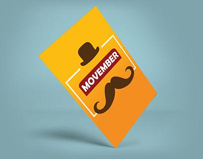 flyer movember