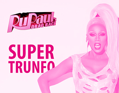 Super Trunfo - RuPaul's Drag Race