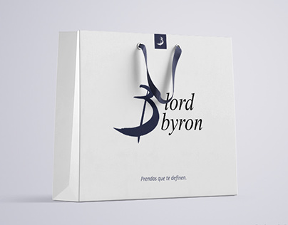 Lord Byron | Identidad Visual