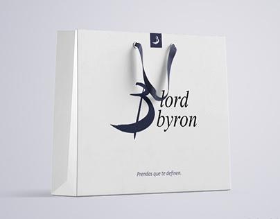 Lord Byron   Identidad Visual