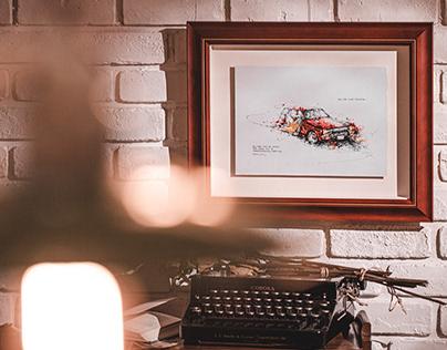 Datsun B210W |Let the soul blossom