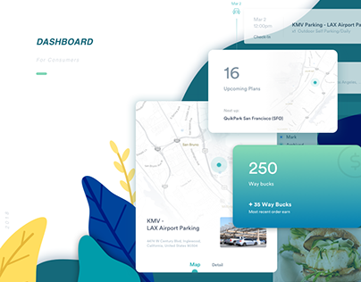 Dashboard for Consumers