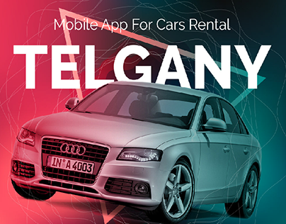 TELGANI - تلقاني | FOR CAR RENTAL - Social Media Design