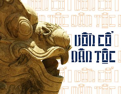 NGHIÊN CỨU VỐN CỔ DÂN TỘC | VIETNAM TRADITIONAL PATTERN